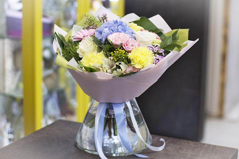 Доставка цветов по мурманску